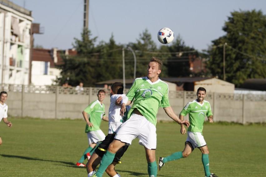 Mateusz Wiśniewski nie dopuścił do straty gola i jego zespół wygrał 1-0