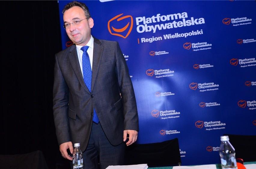 Filip Kaczmarek wraca na listy PO