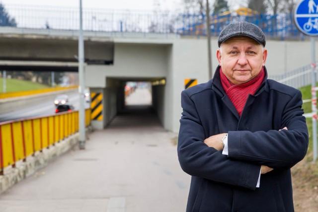 """Wojciech Karpiński napisał książkę """"W ogrodach snów"""""""