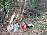 Tragiczny wypadek w Romanowie. Zginęło czterech nastolatków