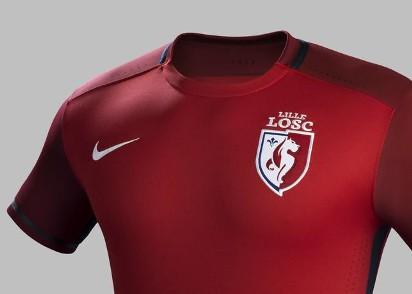 2230d4b67 Pojedynek nowych strojów - Lille przegrało z PSG na inaugurację Ligue 1  (ZDJĘCIA, WIDEO)