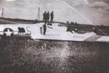 """70 lat temu amerykańska """"latająca forteca"""" przymusowo wylądowała w Sławicach"""