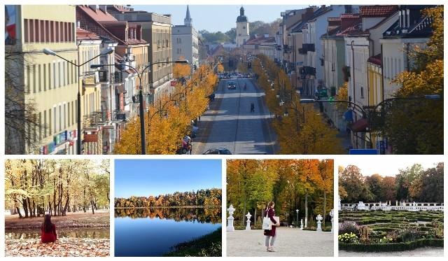 Jesień w tym roku jest wyjątkowo piękna. A szczególnie w Białymstoku. Zobaczcie zdjęcia naszych Czytelników!