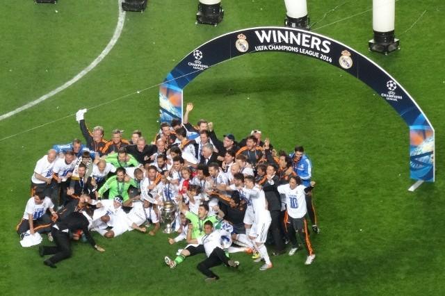 Finał Ligi Mistrzów, Real Madryt - Atletico 4:1