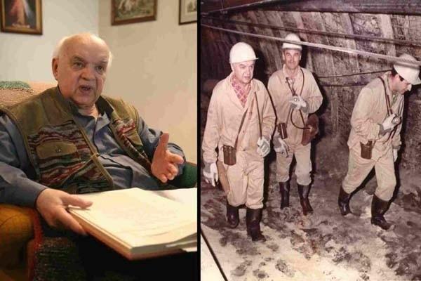 Ks. prałat Berard Czernecki skończył 90 lat. Zdjęcia z budowy słynnego kościoła na górce w Jastrzębiu-Zdroju.Zobacz kolejne zdjęcia. Przesuwaj zdjęcia w prawo - naciśnij strzałkę lub przycisk NASTĘPNE