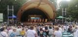 Wyjątkowy koncert w Ogrodzie Saskim na zakończenie XXXV Międzynarodowych Spotkań Folklorystycznych. Zobacz zdjęcia