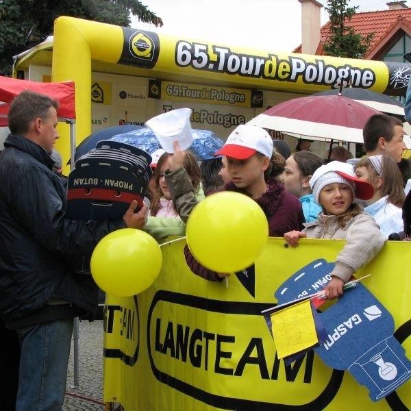Tour de Pologne w Bielsku Podlaskim