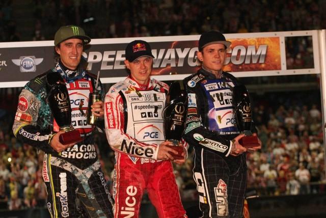 Grand Prix w Gorzowie wygrał Jarosław Hampel.