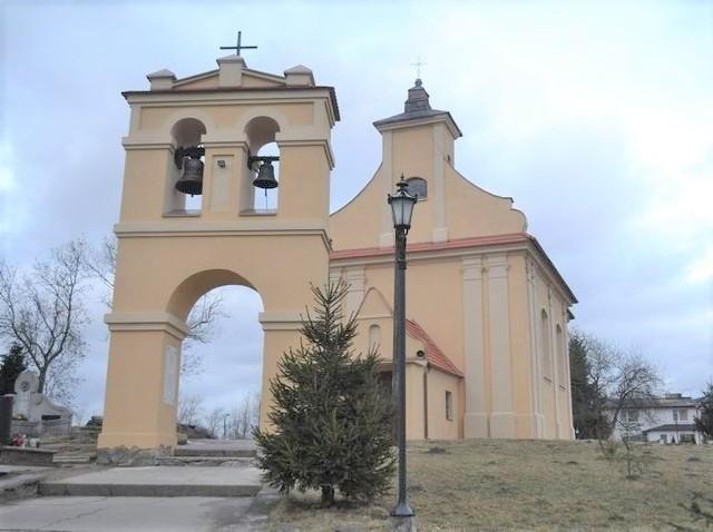 W kościele pw. św. Anny w Łąsku Wielkim  odnowiona zostanie zabytkowa ambona i chrzcielnica