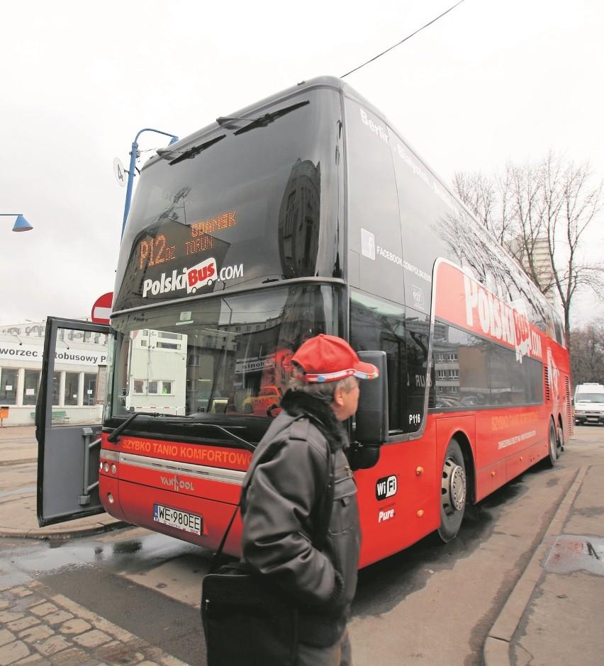 Polski Bus ogłosił nowy rozkład jazdy