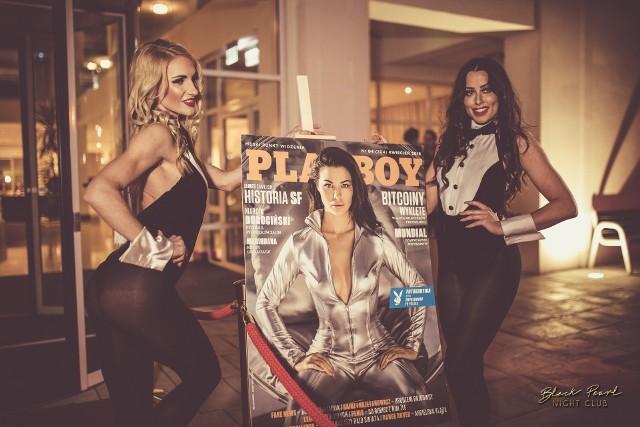 Przed pandemią. Króliczki Playboya i Halloween w usteckim klubie Black Pearl Disco. To dopiero były imprezy