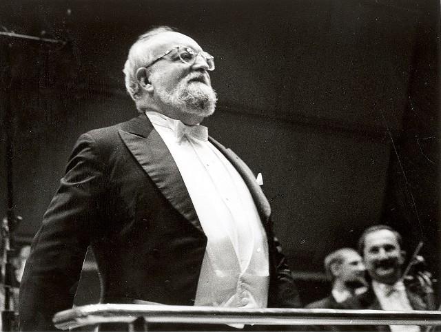 Pierwszy koncert z udziałem publiczności będzie hołdem dla Krzysztofa Pendereckiego