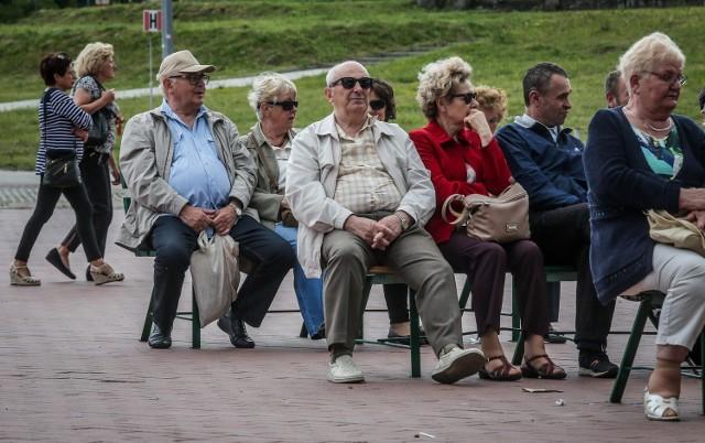 7,8 proc. ogółu respondentów nie ma zdania co do kwestii swojej przyszłej emerytury