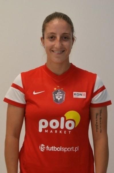 Liliana Kostowa zdobyła w Łęcznej dwa gole