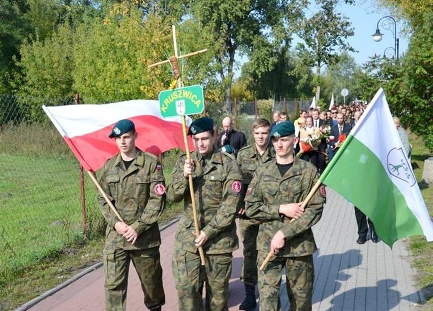 I Marsz Patriotyczny z Kruszwicy do Łagiewnik
