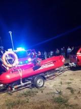 Przykona: Uratowali mężczyznę, który tonął. Zabrakło mu sił na powrót do brzegu