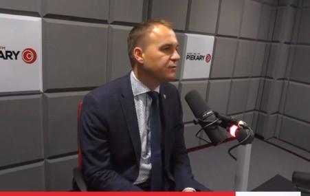 Dzisiaj w porannym Gościu Dnia Dziennika Zachodniego i Radia Piekary gościem jest Dawid Kostempski, kandydat na prezydenta Świętochłowic