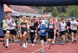 Inowrocław. Odbył się Orange Run, trzeci z czterech tegorocznych biegów w ramach Grand Prix Inowrocławia. Zdjęcia