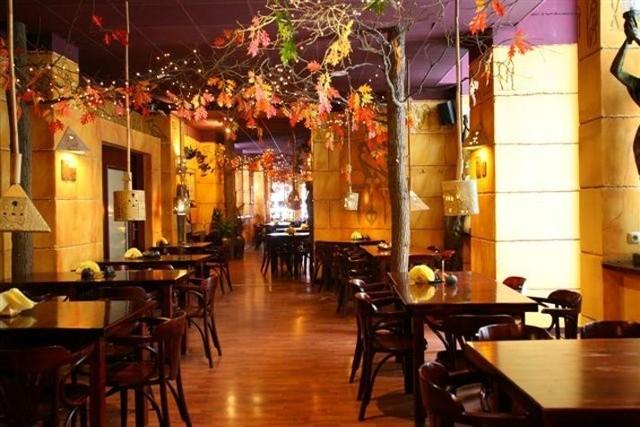 Tak wyglądają restauracje Piramida w Polsce. fot. Piramida& Steakhouse