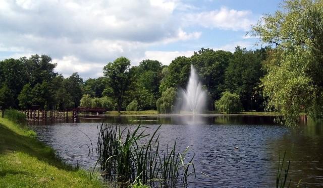 W piątek pojawimy się m.in. w pięknym zespole pałacowo-parkowym w Żmigrodzie