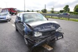 Pięć aut rozbitych na S8; spalone auto i pijany kierowca, który uderzył w drzewo! To wszystko 2.07.2020 w powiecie wyszkowskim