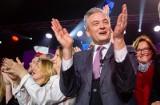 Konwencja Lewicy w Słupsku. Kandydat na prezydenta Robert Biedroń zapowiada inicjatywy na rzecz młodych [ZDJĘCIA] [WIDEO]