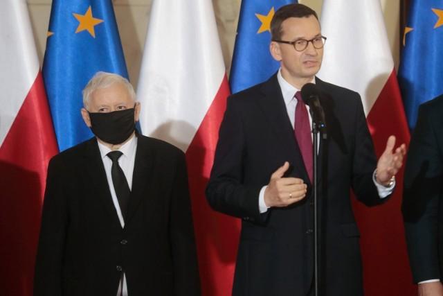 Rada Polityczna PiS wybiera wiceprezesów. Jednym z kandydatów premier Mateusz Morawiecki