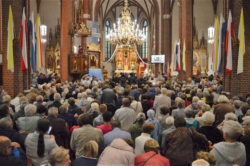 Parafia Chrystusa Króla i Zwiastowania NMP - była kontrola...
