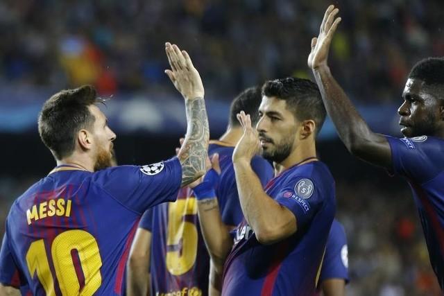 LM: FC BARCELONA - JUVENTUS TURYN 3:0. BRAMKI W INTERNECIE ZOBACZ [YouTube]