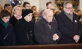 Pierwsza rocznica śmierci Pawła Adamowicza 14.01.2020. Msza św. w Bazylice Mariackiej. Abp Głódź: Minął rok, ale łzy jeszcze trwają
