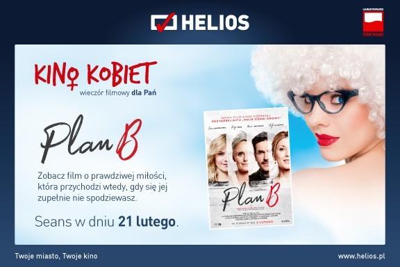 """""""Plan B"""" to film o miłości, który możecie obejrzeć w Kinie Kobiet w """"Heliosie"""""""