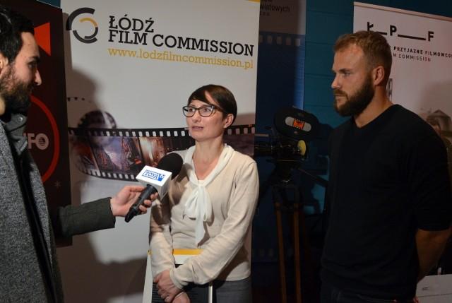 Miasto i region poszerzają ofertę dla filmowców – zapewniają Monika Głowacka i Tomasz Stangierski z Łódź Film Commission.