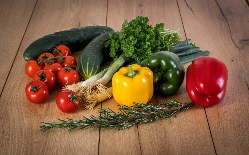 Owoce i warzywa...