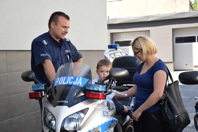 Dzień Dziecka z zawierciańską policją