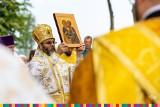 Uroczystości ku czci świętych apostołów Piotra i Pawła w Samogródzie. Liturgii przewodniczył Abp Białostocki i Gdański Jakub (zdjęcia)