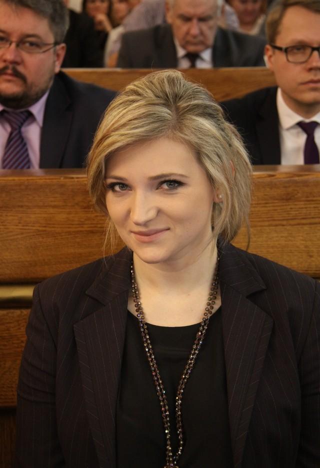 Radna miejska Lublina Beata Stepaniuk-Kuśmierzak