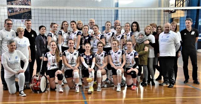 Setbol Oświęcim został wicemistrzem Małopolski juniorek.