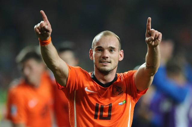 W 2010 roku Weslei Sneijder został wicemistrzem świata z reprezentacją Holandii