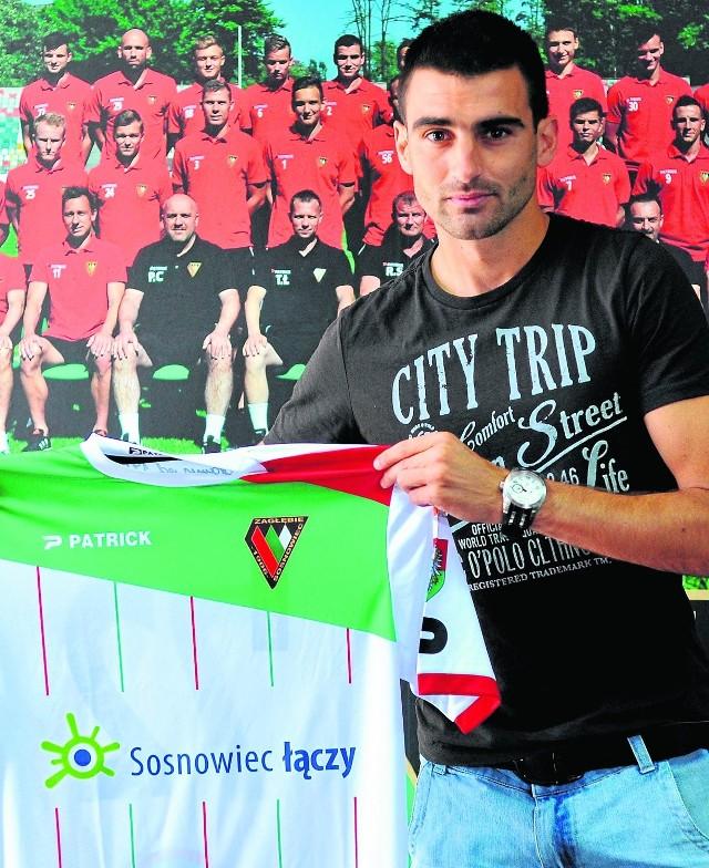 Żarko Udovicic grał w serbskiej ekstraklasie i na jej zapleczu. Ma też za sobą grę w młodzieżowej reprezentacji Serbii