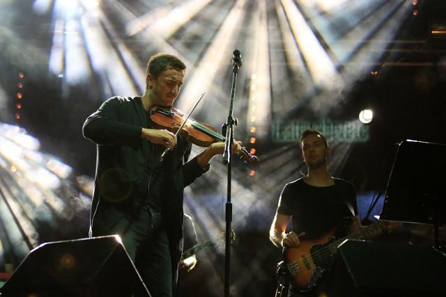 30 07 2016 gdansk. jarmark sw dominika 2016. koncert zespolu zakopower fot. piotr hukalo / dziennik baltycki / polska press