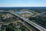 Częstochowa: kto wybuduje wiadukt i MOP-y na A1? Autostradowa obwodnica Częstochowy to wciąż plac budowy. Brakuje też części jezdni