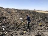 Dwóch obywateli polskich jest wśród ofiar katastrofy samolotu w Etiopii. Boeing 737 800-MAX rozbił się w niedzielę rano tuż po starcie
