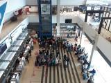 Wielki remont terminala B w Pyrzowicach, najstarszego na lotnisku od 28.08. Przygotowania do budowy terminala centralnego w Katowice Airport