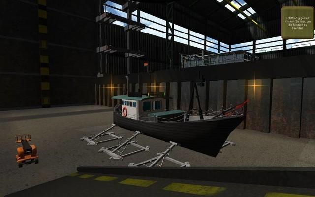 Symulator stoczni 2013Symulator stoczni 2013, czyli gra dla tych, którzy zawsze chcieli być stoczniowcem