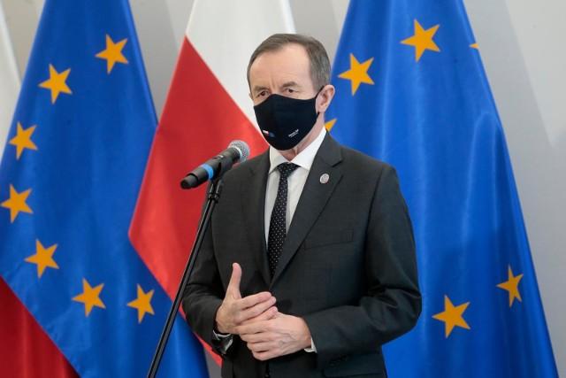 Tomasz Grodzki odpowiada na działania prokuratury: Przyjęto taktykę podstępnego zastraszania