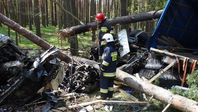 Wypadek w Sępolnie