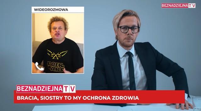 29 grudnia w sieci pojawił się nowy klip poznańskiego zespołu Satori i Kazika. Muzycy w utworze krytykują władze oraz telewizję publiczną.