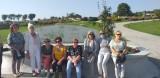 Seniorzy z Kielc nie nudzą się. We wtorek spotkali się w Ogrodzie Botanicznym (ZDJĘCIA)