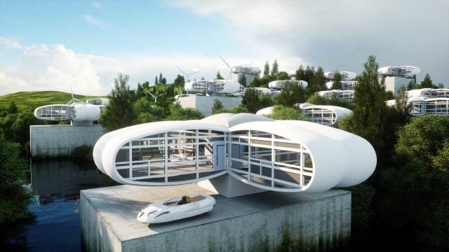 Tak może wyglądać mieszkanie przyszłości