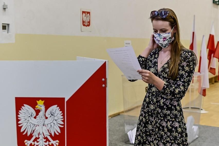 Wybory prezydenckie 2020 w Sopocie. I tura 28.06.2020 r. z...